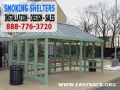 Exterior Smoking Shelters