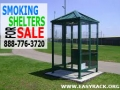 Portable Smoking Shelters