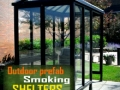 Workplace Smoking Shelters