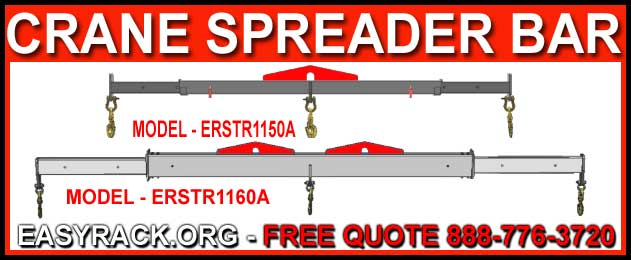 Discount Crane Spreader Bars For Sale Manufacturer Direct Prices Saves You Time & Money!