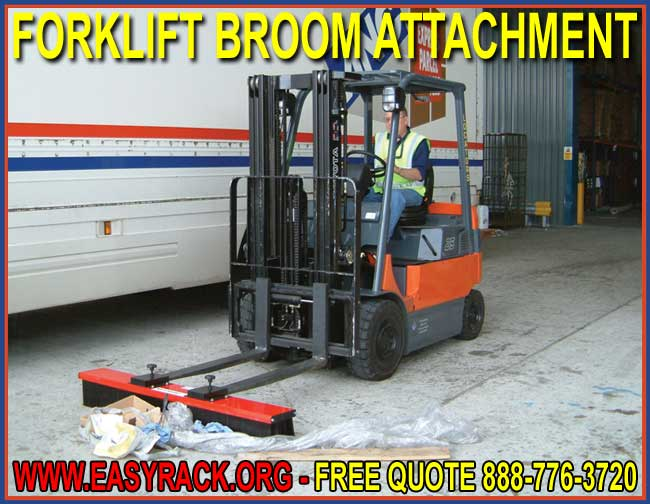 Discount Forklift Broom Attachments For Sales Factory Direct Means Lowest Price Guaranteed