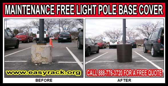 Base Cove For Light Poles