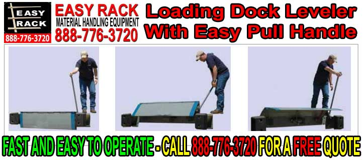 Manual Dock Levelers On Sale Now