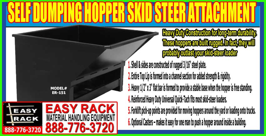 Dump Hopper For Sale