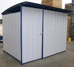 Metal Outdoor Storage Building For Sale
