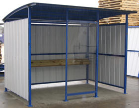 Prefab Smoking Shelters Now On Sale!
