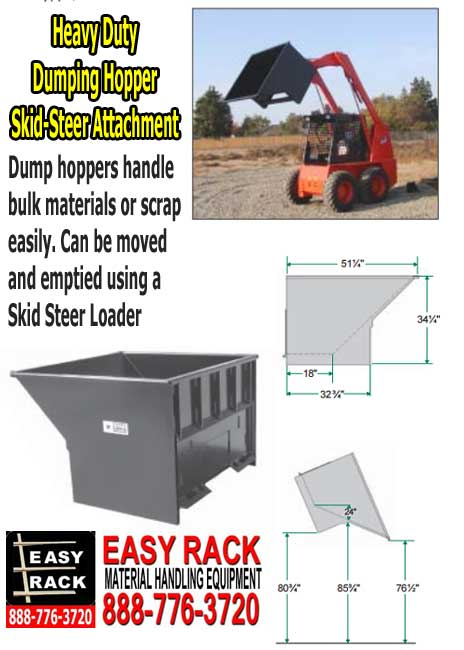 Dump Hopper For Sale In Houston, Texas