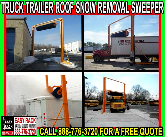 Truck Roof Snow Removal On Sale Now!