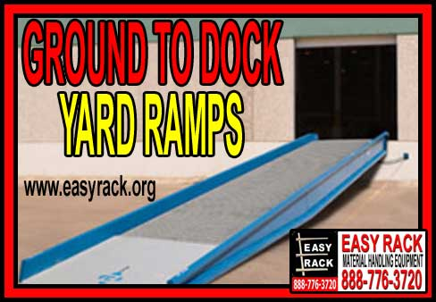 Yard Ramps For Lloading Dock