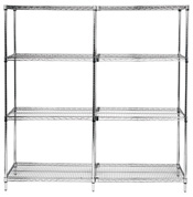 Wire Shelf Add On Unit