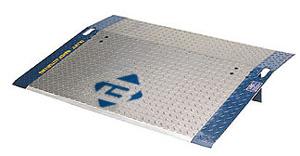 """30"""" Width Aluminum Dock Plates - Model A"""