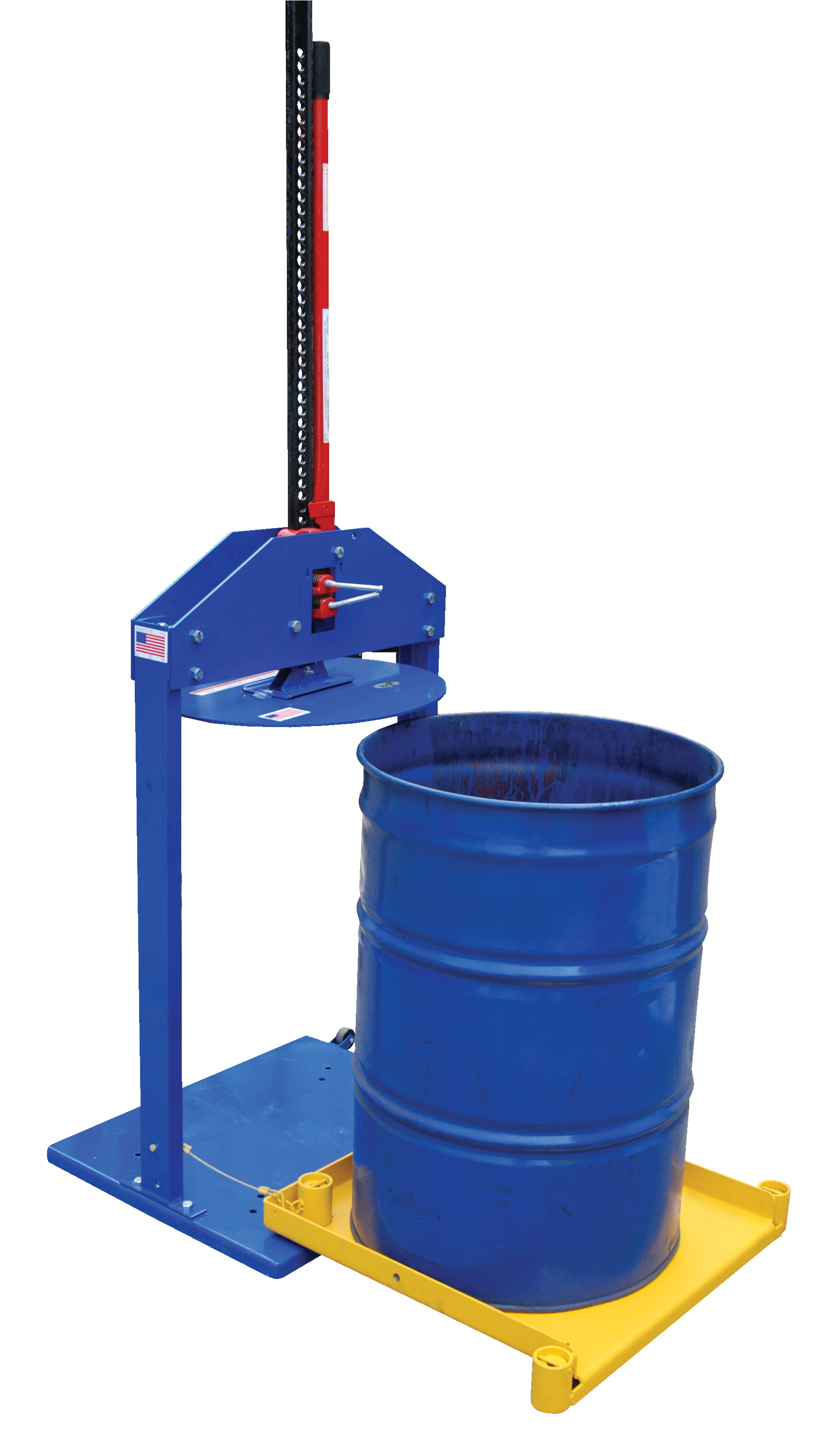 Pail Cylinder Equipment Material Handling Equipment