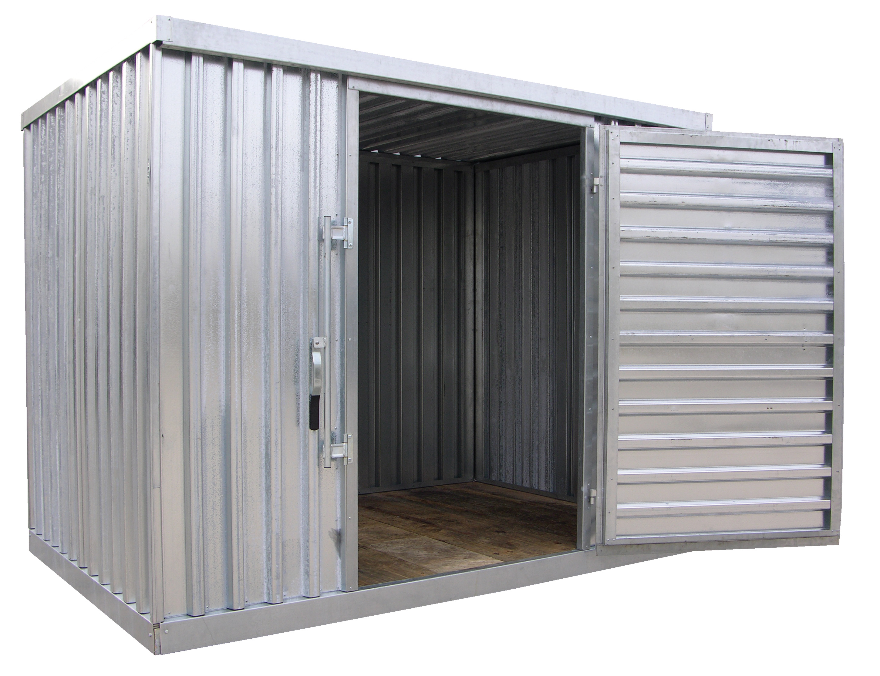 Prefabricated custom built outdoor bus prefab smokers for Outdoor storage shelter