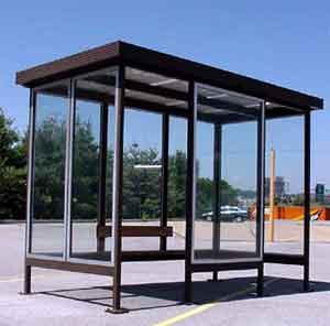 It is a sad fact of life that bus stop shelters are frequently abused by users, and are prone to vandalism, so choosing a model that is resistant to damage is essential.