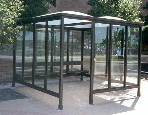 Prefabricated Bus Shelter : Prefabricated custom built outdoor bus prefab smokers