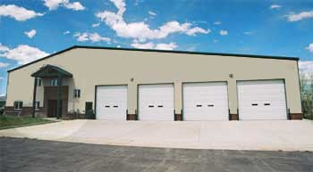 Industrial & Prefabricated Modular Buildings