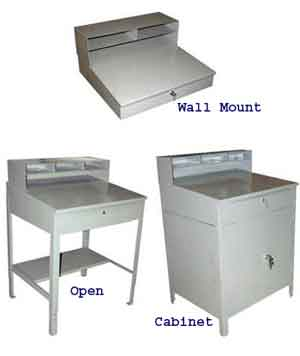 As with any other industrial furniture, commercial desks are designed with ruggedness & functionality in mind.