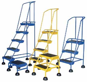 Commercial & Industrial Steel Ladders Discount Dealer Sales