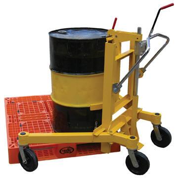 Economical Mechanical Drum Transporters