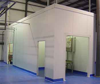 In its simplest form, an environmental enclosure is simply a room within a building where the operators have a great deal of control over all factors that affect the interior.