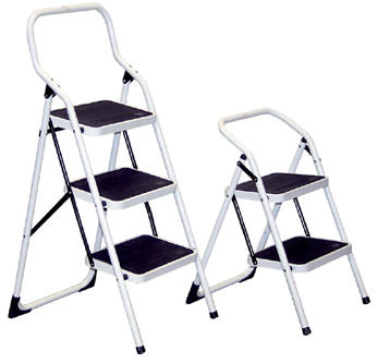 Steel Folding Step Ladders Sales. StepLadders For Home, Office, Garages, Industrial & Commercial Warehouses