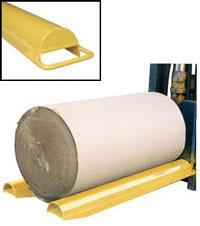 Carpet Attachement For A Forklift