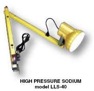 Hight Pressure Sodium Commercial & Industrial Dock Loading Lights