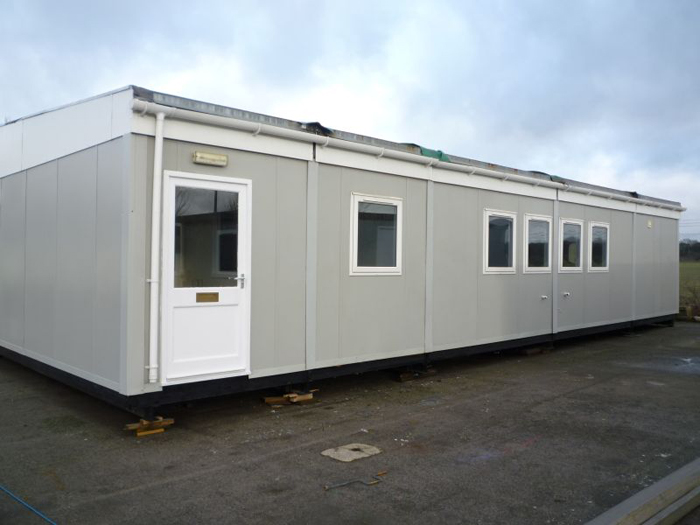 Modular Prefabricated Metal Building Design, Installation & Sales