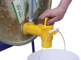 The most important thing in any working environment is to maintain absolute safety wherever possible, so having a drum dispenser on hand to assist with safely draining the contents of a drum is a great advantage.