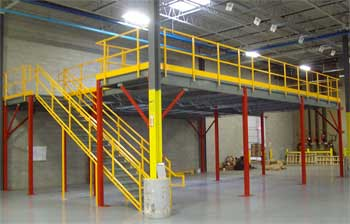 Industrial Amp Commercial Warehouse Steel Mezzanines Storage