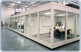Modular meeting rooms and conference rooms from Easy Rack offer a number of advantages to your business.