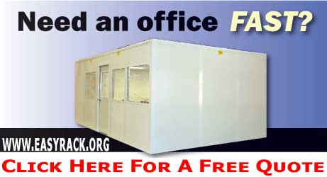 Modular Office Buildings Designed, Installed, Sales & Accessories