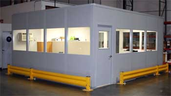 Modular Inplant Offices Sales & Installations