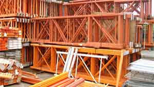 New and used pallet rack on sale