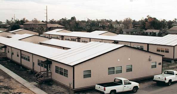Commercial & Industrial Outdoor Metal Buildings Installation & Design