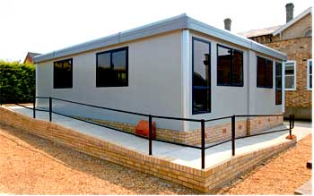prefabricated offices in plant prefab modular office outdoor indoor
