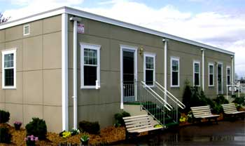 Outdoor Prefabricated Offices & Prefab Outdoor Modular Buildings