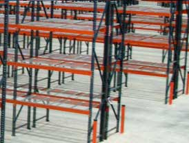 New & Used Commercial & Industrial Grade Pallet Racks For Sale & Installation Houston, Texas