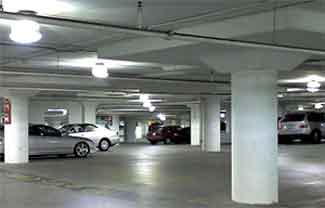 Parkinggaragelightingg commercial parking garage lights aloadofball Image collections