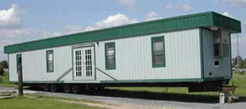Portable Prefab Modular Office Buildings