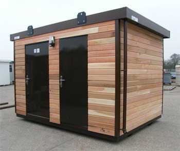 Prefabricated Modular Prefab Portable Restrooms