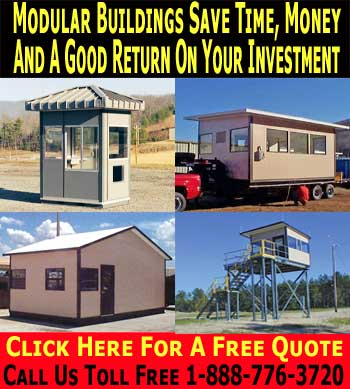 Modular Building Are A Good Investment
