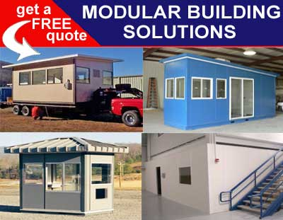 Pre-Manfactured Modular Office Buildings Sales & Accessories