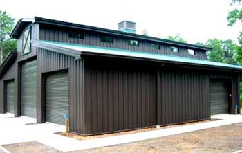 Prefabricated Modular Steel Storage Buildings