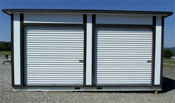 Modular Prefab Preassembled Metal Storage Buildings