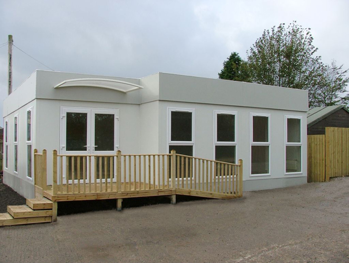 Modular Prefabricated Office Space Buildings Nationwide Instal