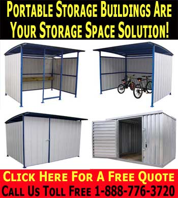 Solve Your Storage Problems With Prefabricated Sheds