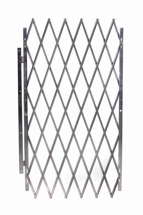 Commercial & Industrial Grade Security Folding Scissor Gates Sales & Accessories