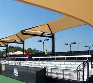 Easy Rack shade protection devices are more than just fabrics that you stretch across an overhead structure.