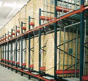 Heavy Duty Commercial New & Used Steel Pallet Racks For Sale & Installed Houston, Texas